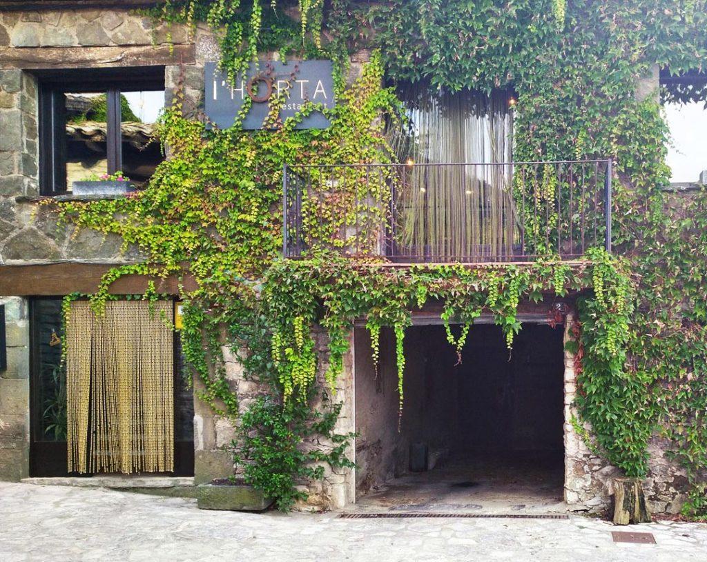 Restaurante l'Horta de Tavertet